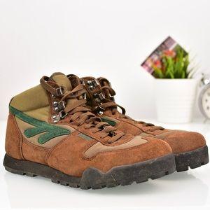 HI-TEC Leather Hiking Boots size 10.5